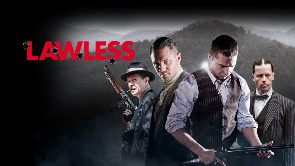 REVIEW: Lawless (2012)