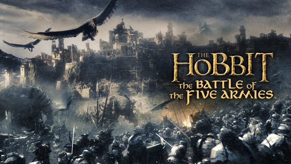 REVIEW: The Hobbit: The Battle Of The Five Armies (2014)