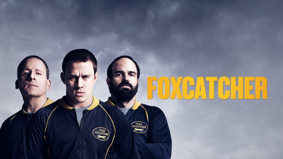 REVIEW: Foxcatcher (2015)