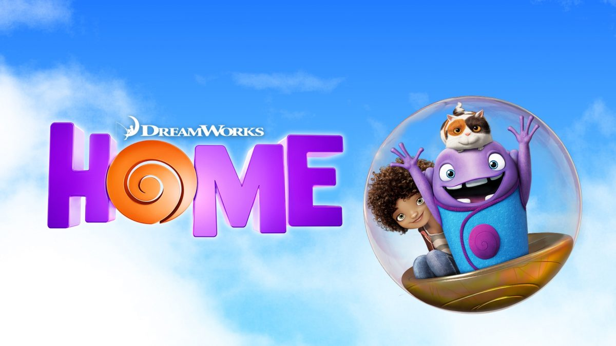 REVIEW: Home (2015)