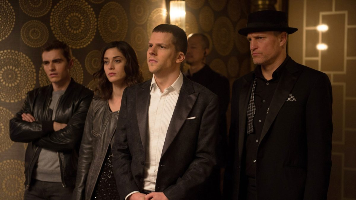REVIEW: Now You See Me (2013)