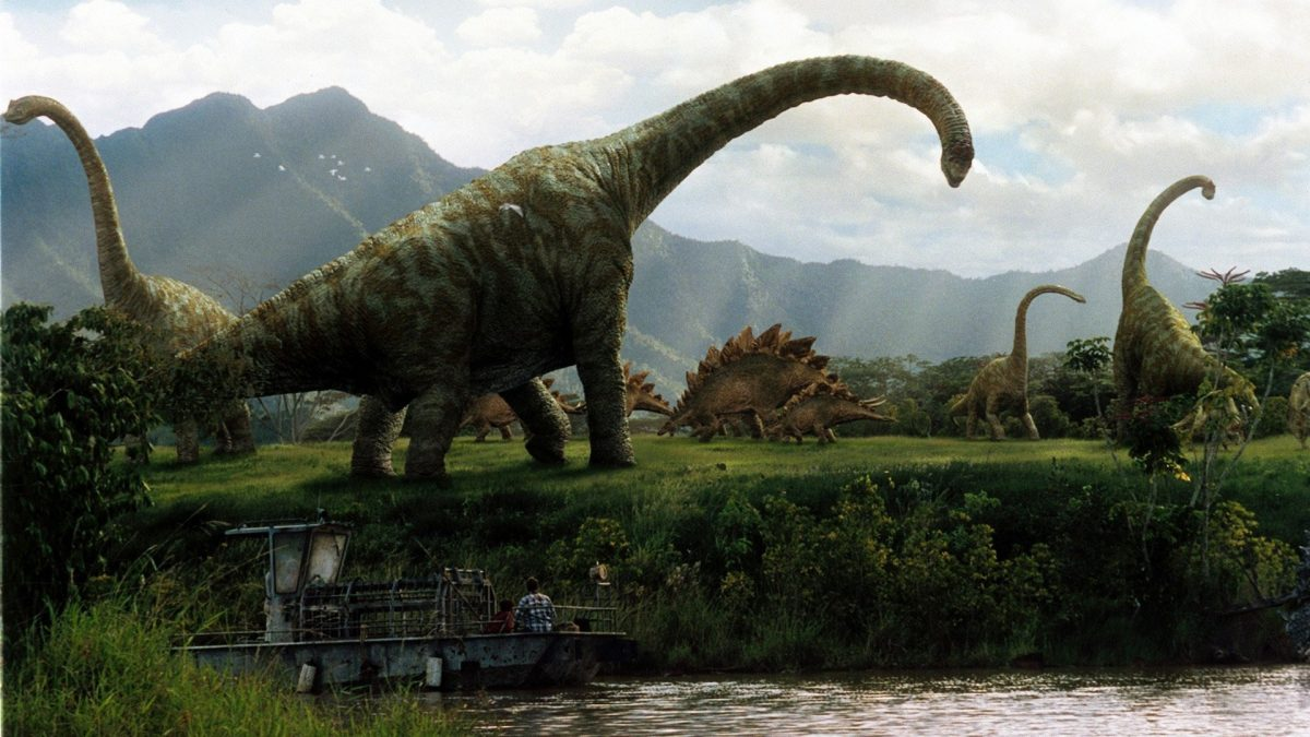REVIEW: Jurassic Park III