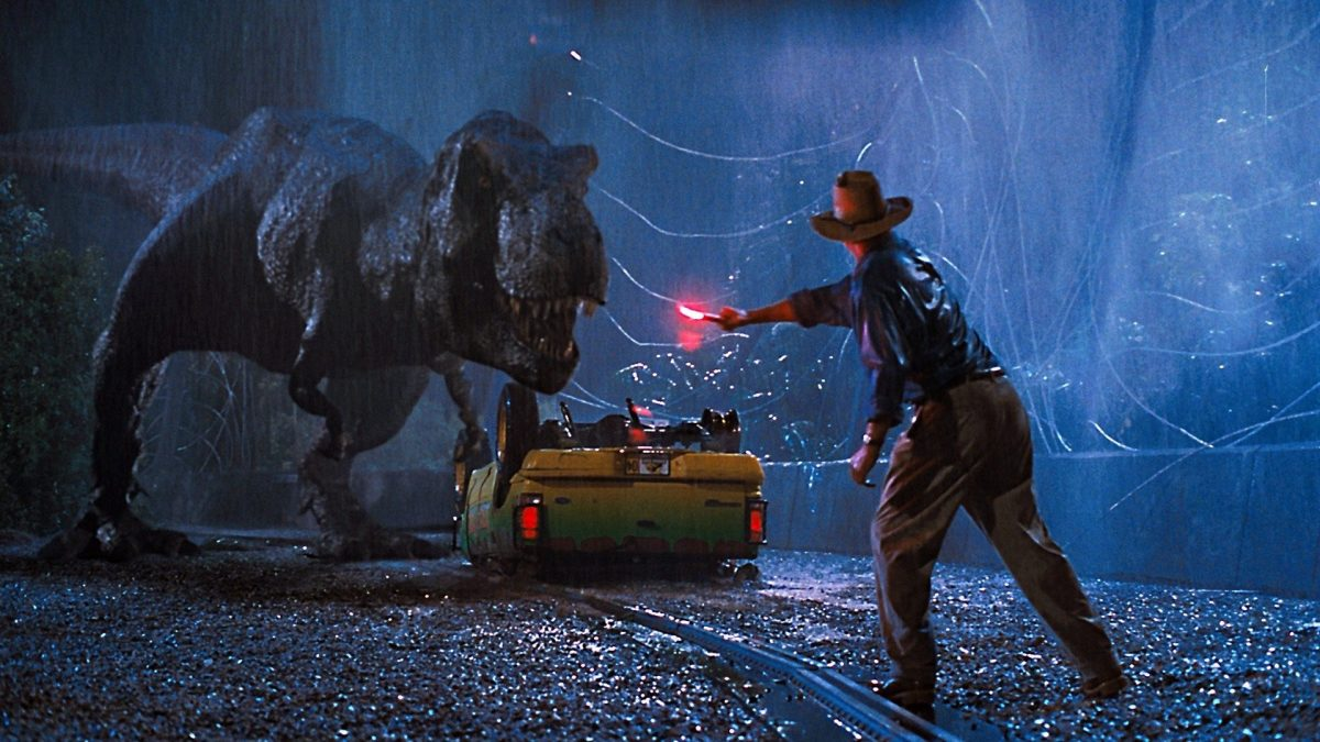 REVIEW: Jurassic Park (1993)