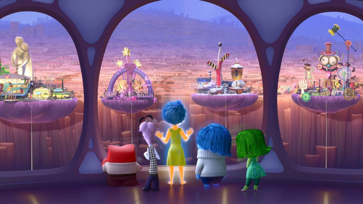 REVIEW: Inside Out (2015)