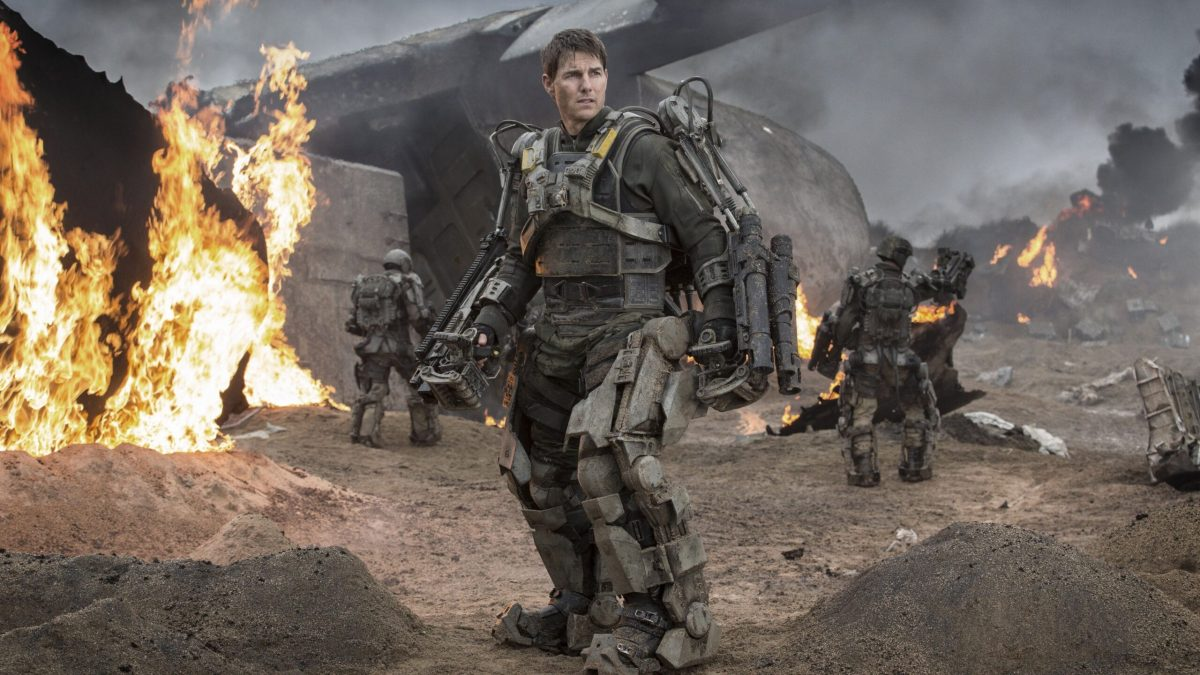 REVIEW: Edge of Tomorrow (2014)