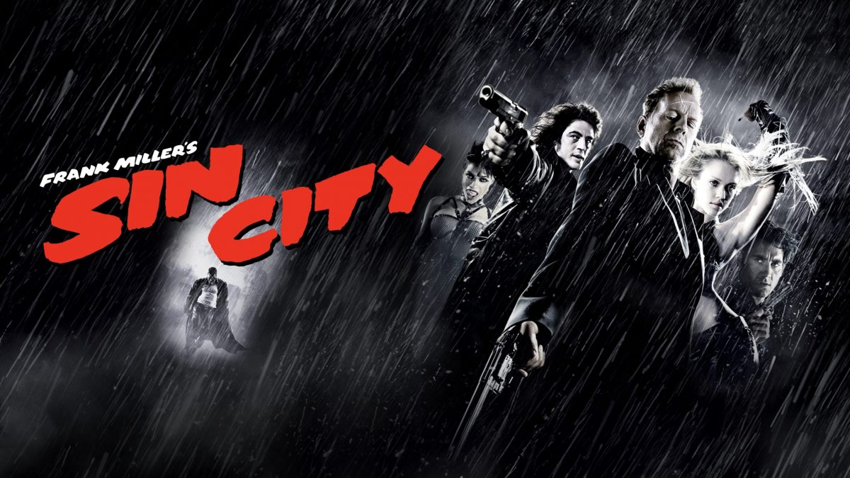 REVIEW: Sin City (2005)