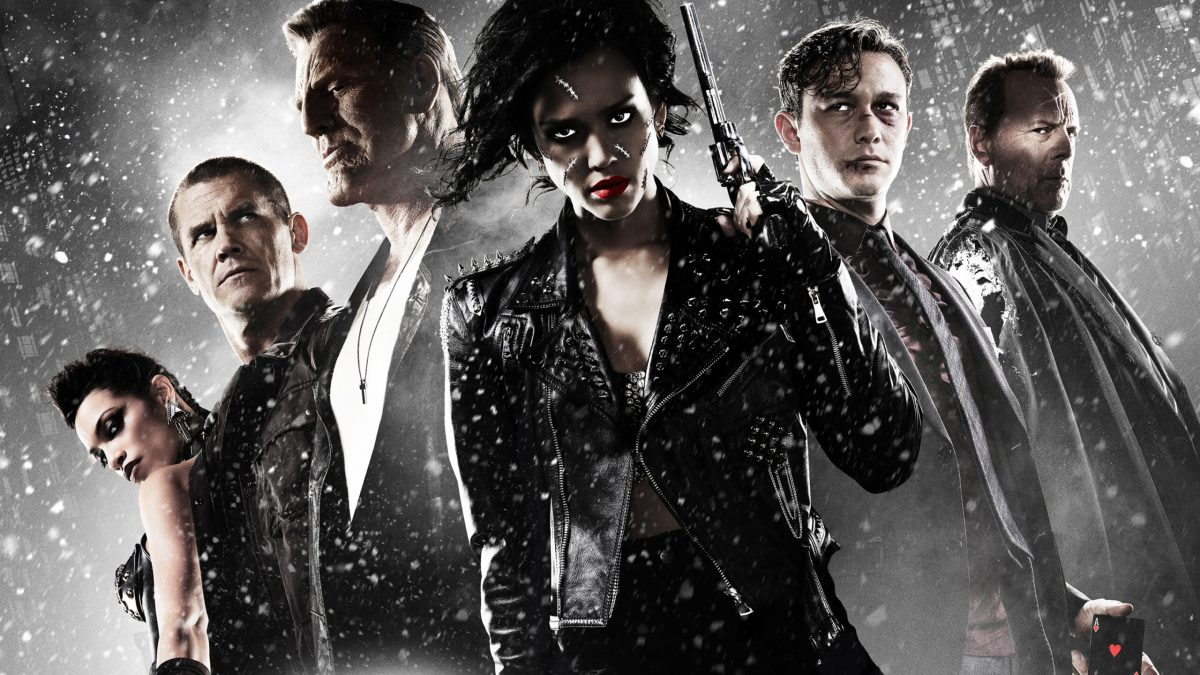 REVIEW: Sin City: A Dame To Kill For  (2014)