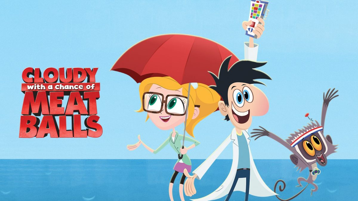 REVIEW: Cloudy With A Chance Of Meatballs (2009)