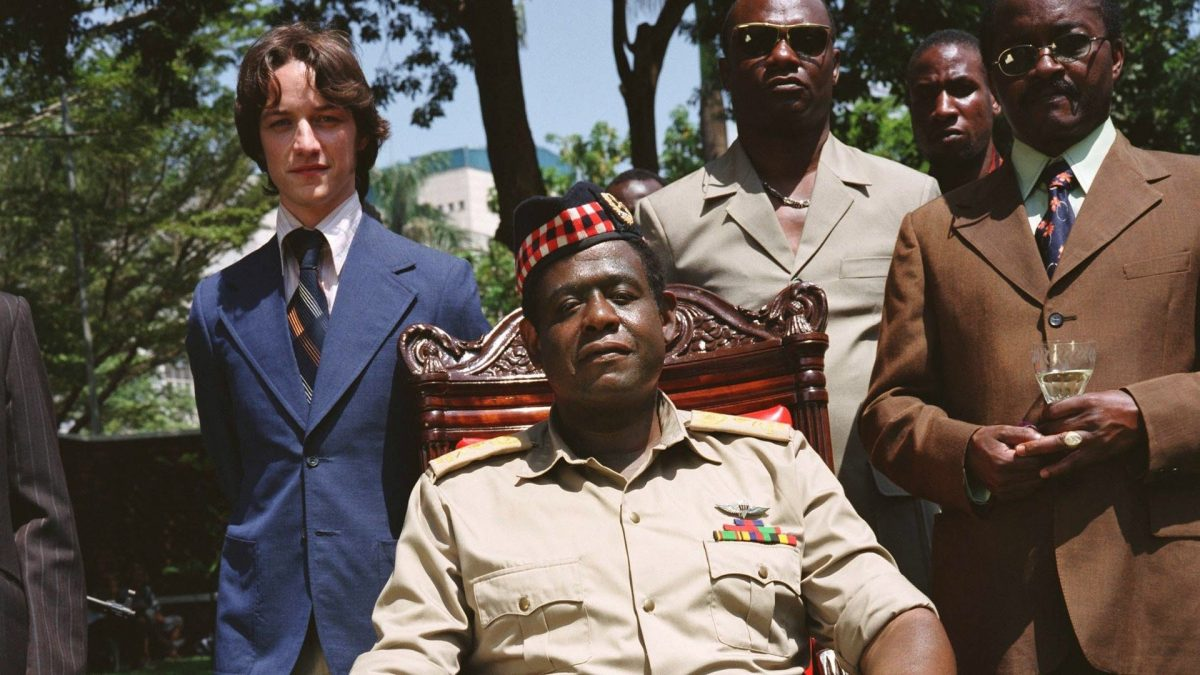 REVIEW: The Last King Of Scotland (2006)