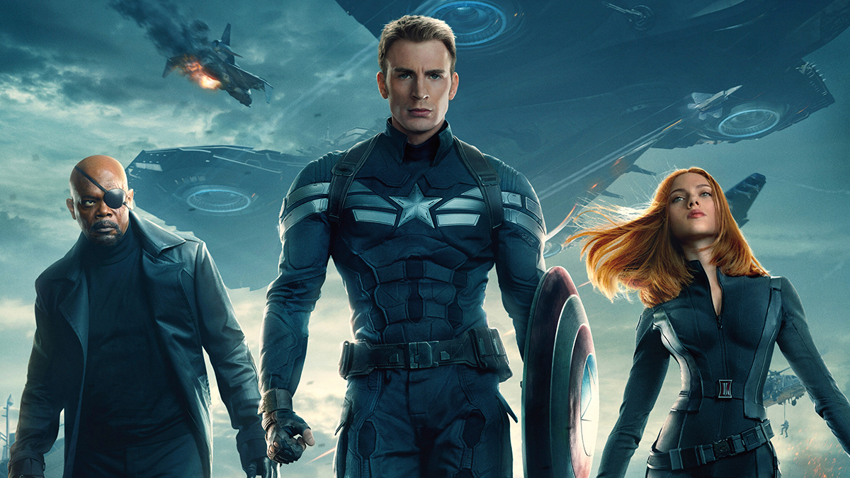 REVIEW: Captain America: The Winter Soldier (2014)