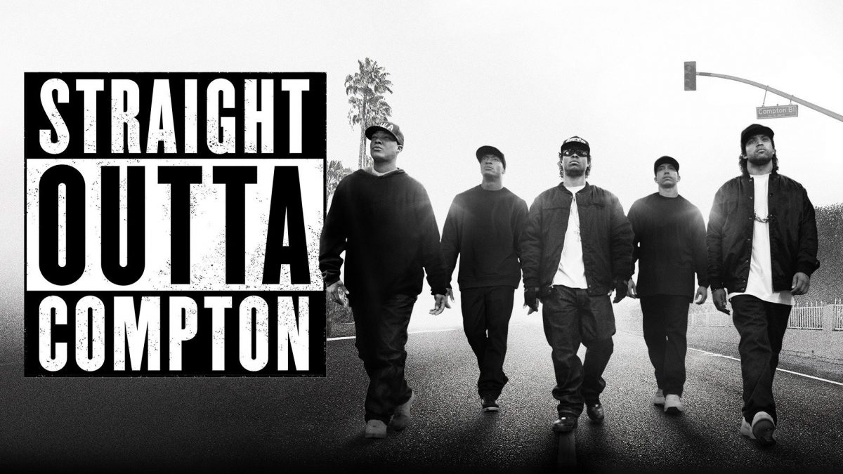 REVIEW: Straight Outta Compton (2015)