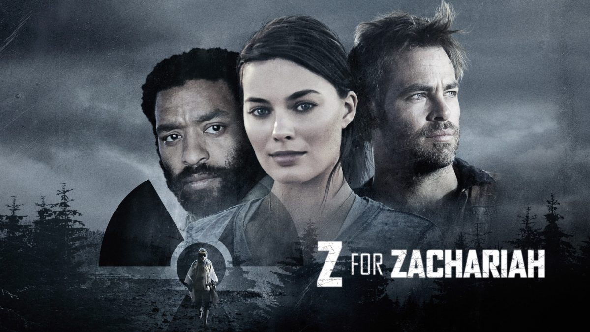 REVIEW: Z For Zachariah (2015)