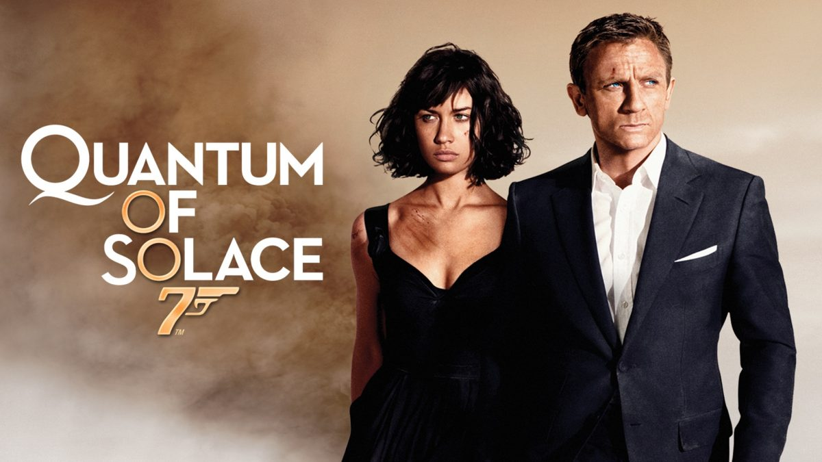REVIEW: Quantum of Solace (2008)
