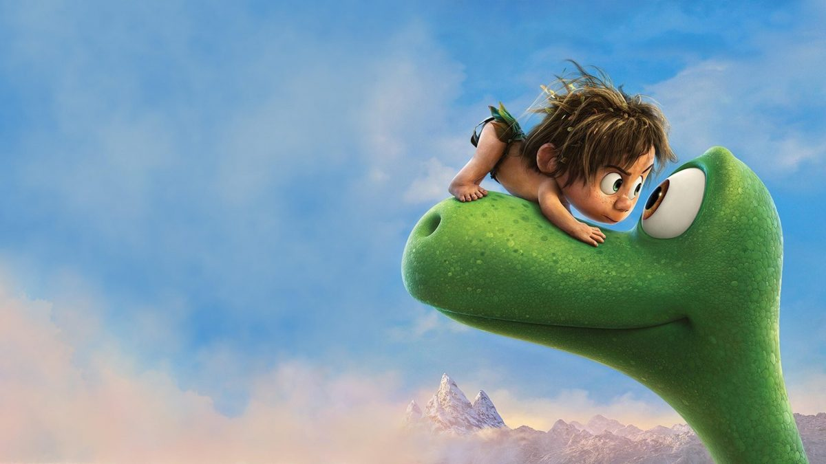 REVIEW: The Good Dinosaur (2015)