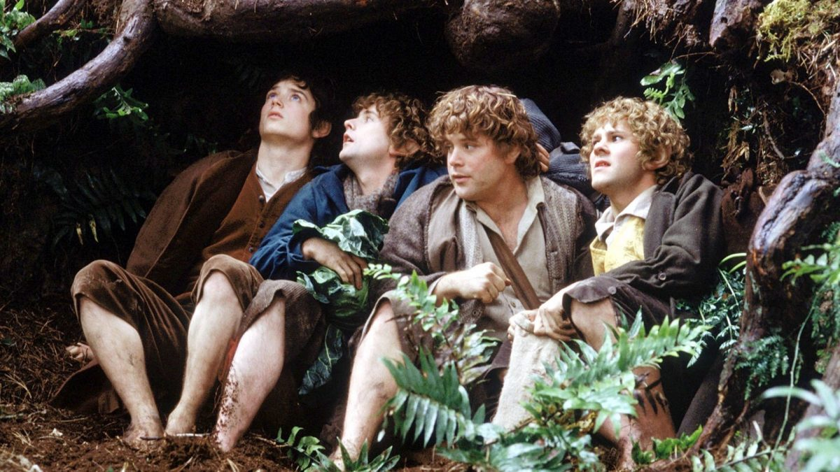 REVIEW: Lord of the Rings: The Fellowship of the Ring (2001)