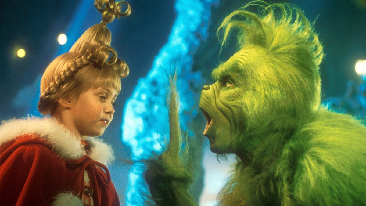 REVIEW: How The Grinch Stole Christmas (2000)