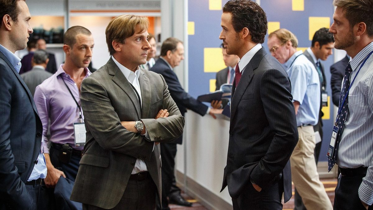 REVIEW: The Big Short (2016)