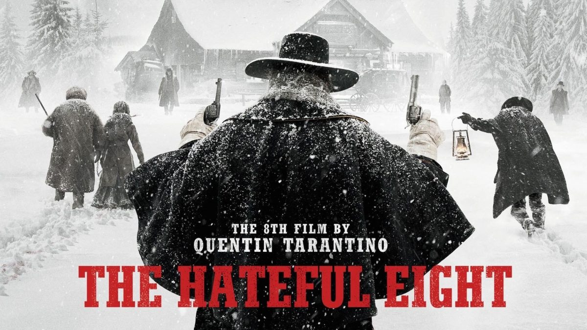 REVIEW: The Hateful Eight (2016)