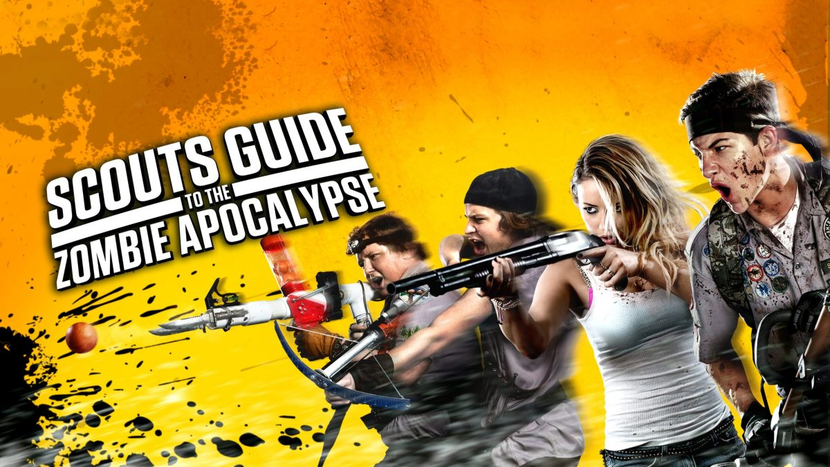 REVIEW: Scouts Guide to the Zombie Apocalypse (2015)