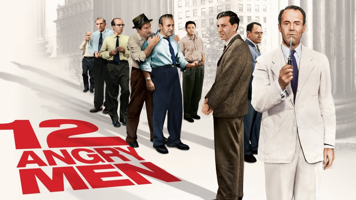 REVIEW: 12 Angry Men (1957)