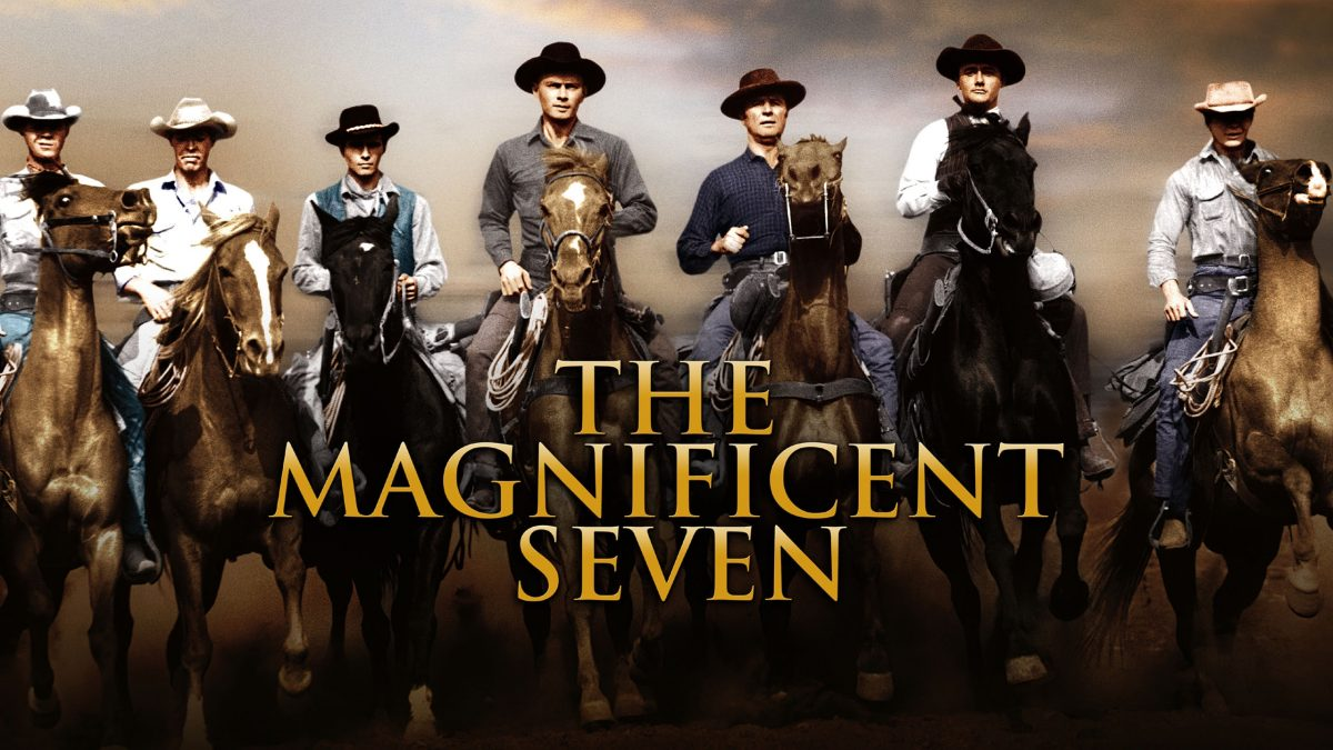 REVIEW: The Magnificent Seven (1960)