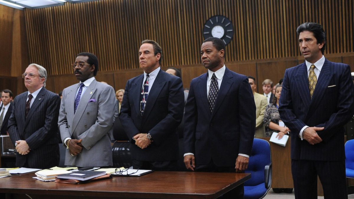 REVIEW: The People vs O.J. Simpson
