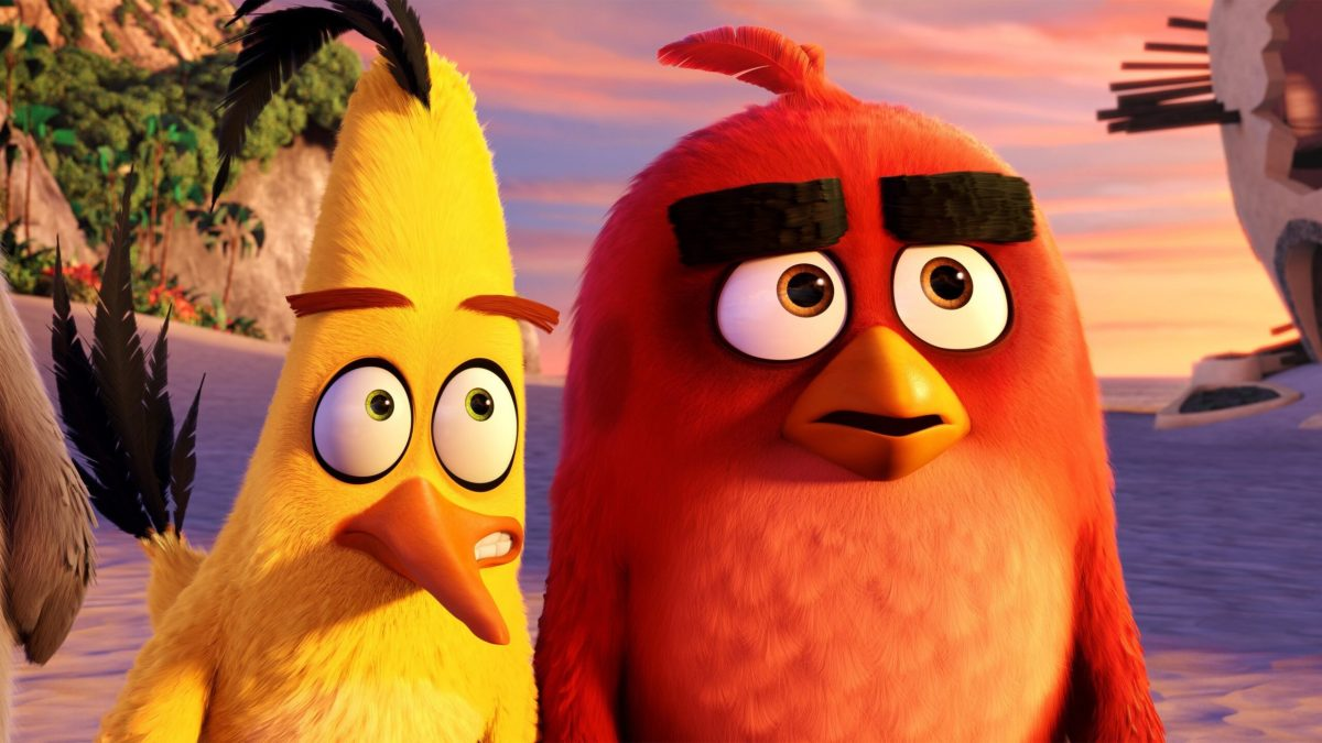 REVIEW: The Angry Birds Movie (2016)