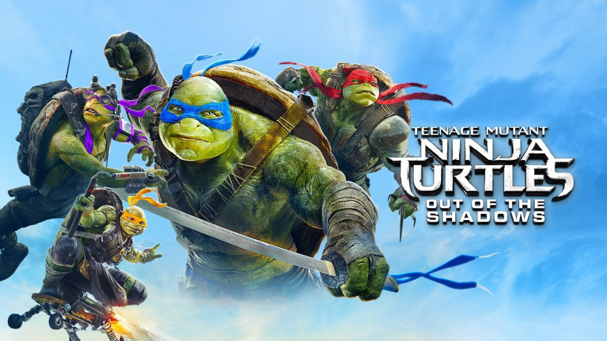 REVIEW: Teenage Mutant Ninja Turtles: Out Of The Shadows (2016)