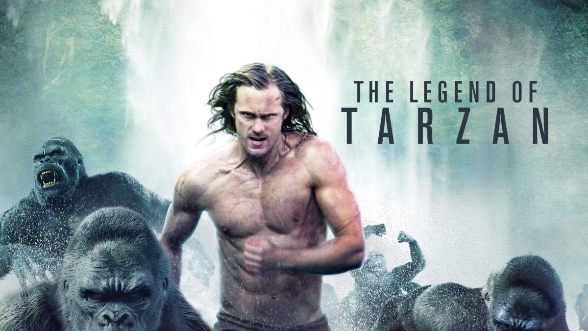 REVIEW: The Legend of Tarzan (2016)