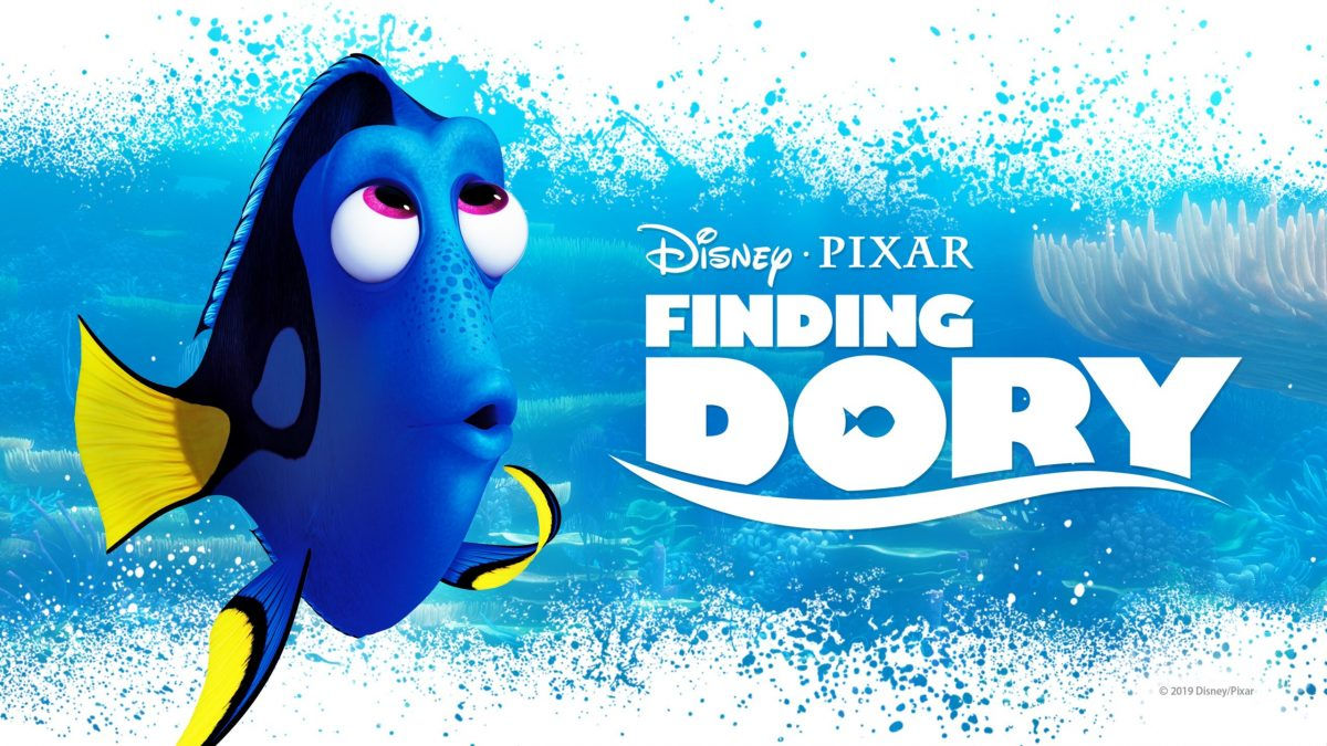 REVIEW: Finding Dory (2016)