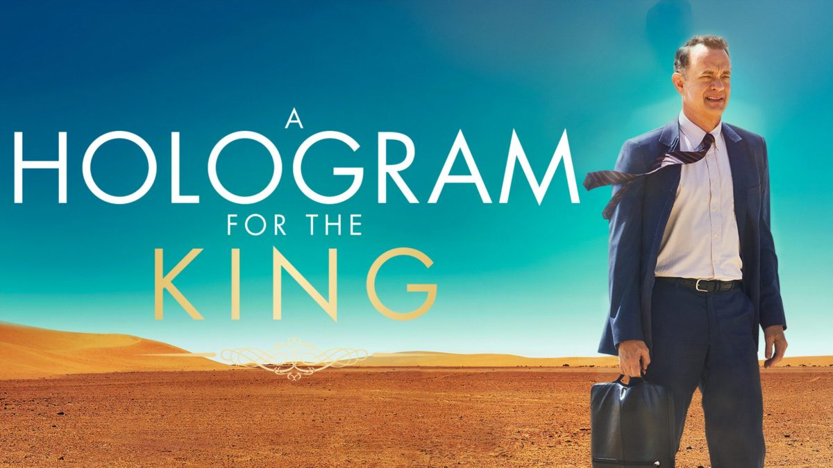 REVIEW: A Hologram For The King (2016)
