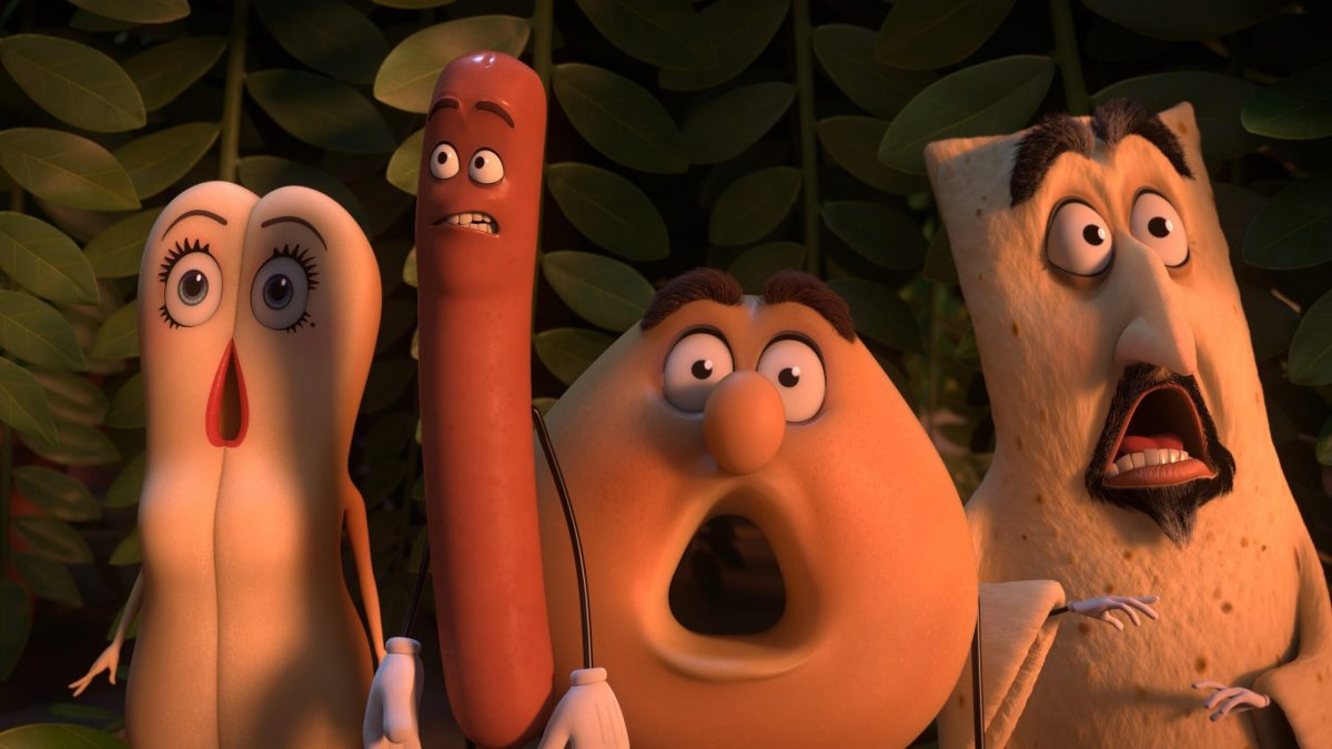 REVIEW: Sausage Party (2016)
