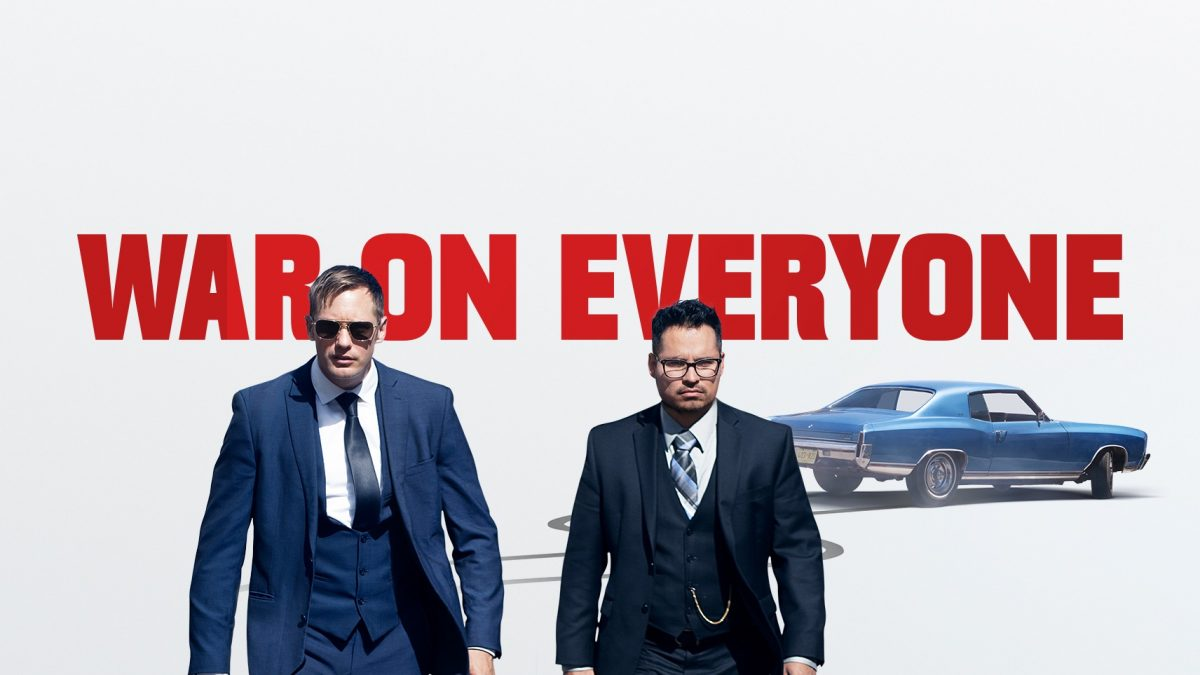 REVIEW: War on Everyone (2016)