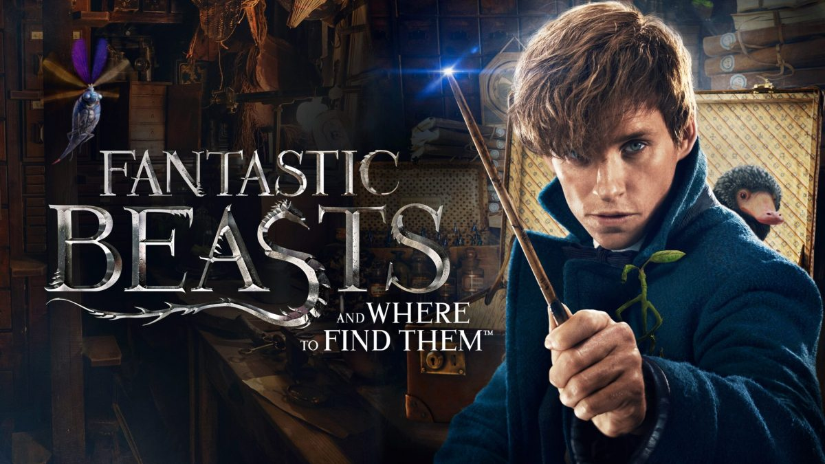 REVIEW: Fantastic Beasts And Where To Find Them (2016)