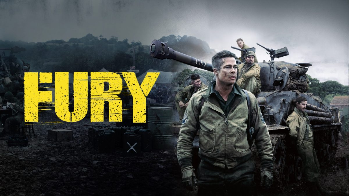 REVIEW: Fury (2014)