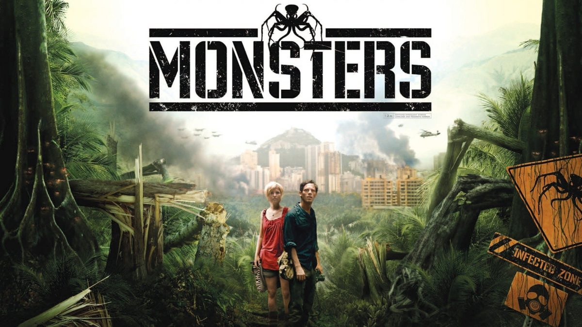REVIEW: Monsters (2010)