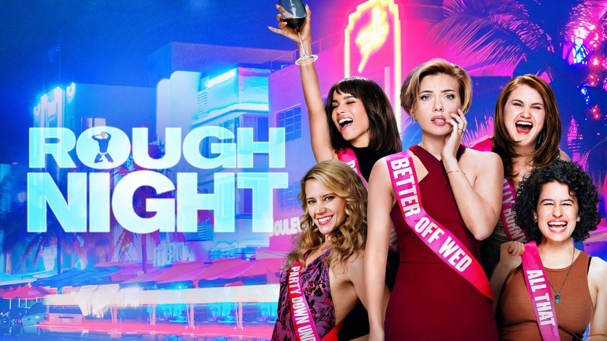 REVIEW: Rough Night (2017)
