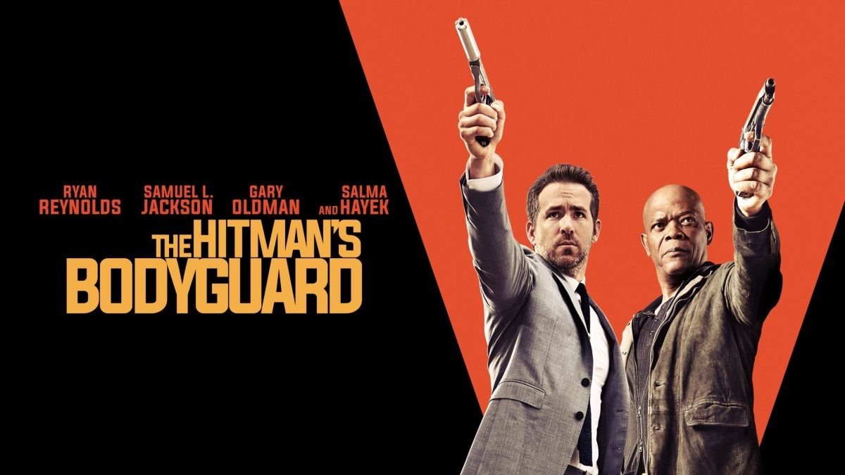 REVIEW: The Hitman's Bodyguard (2017)
