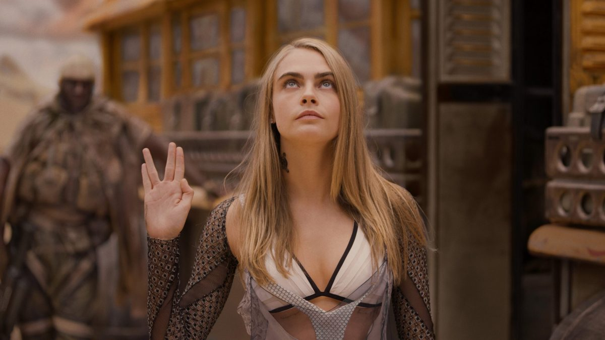REVIEW: Valerian and the City of a Thousand Planets (2017)
