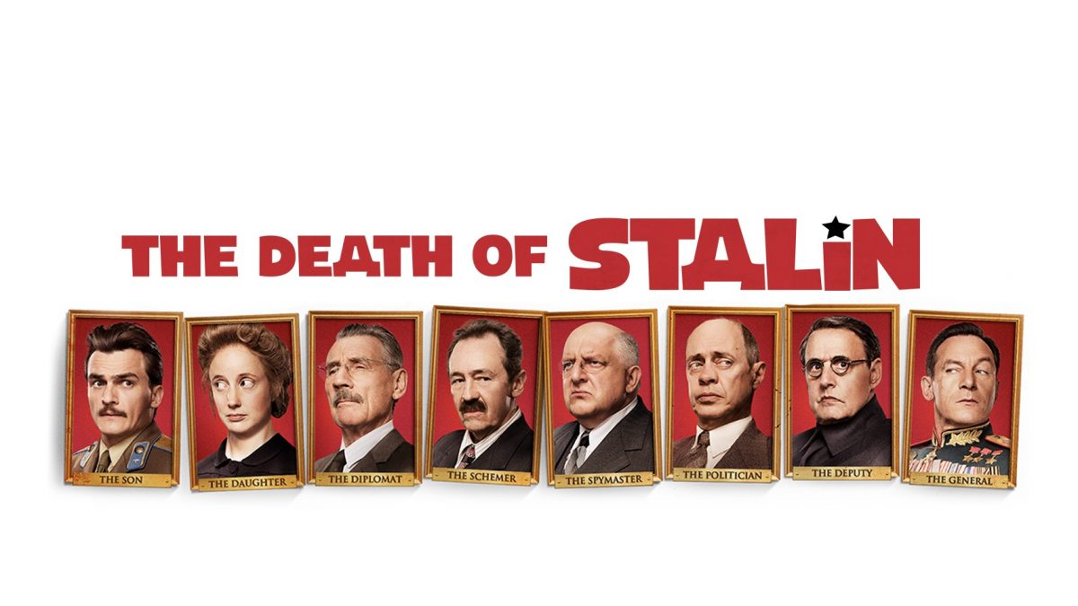 REVIEW: The Death of Stalin (2017)