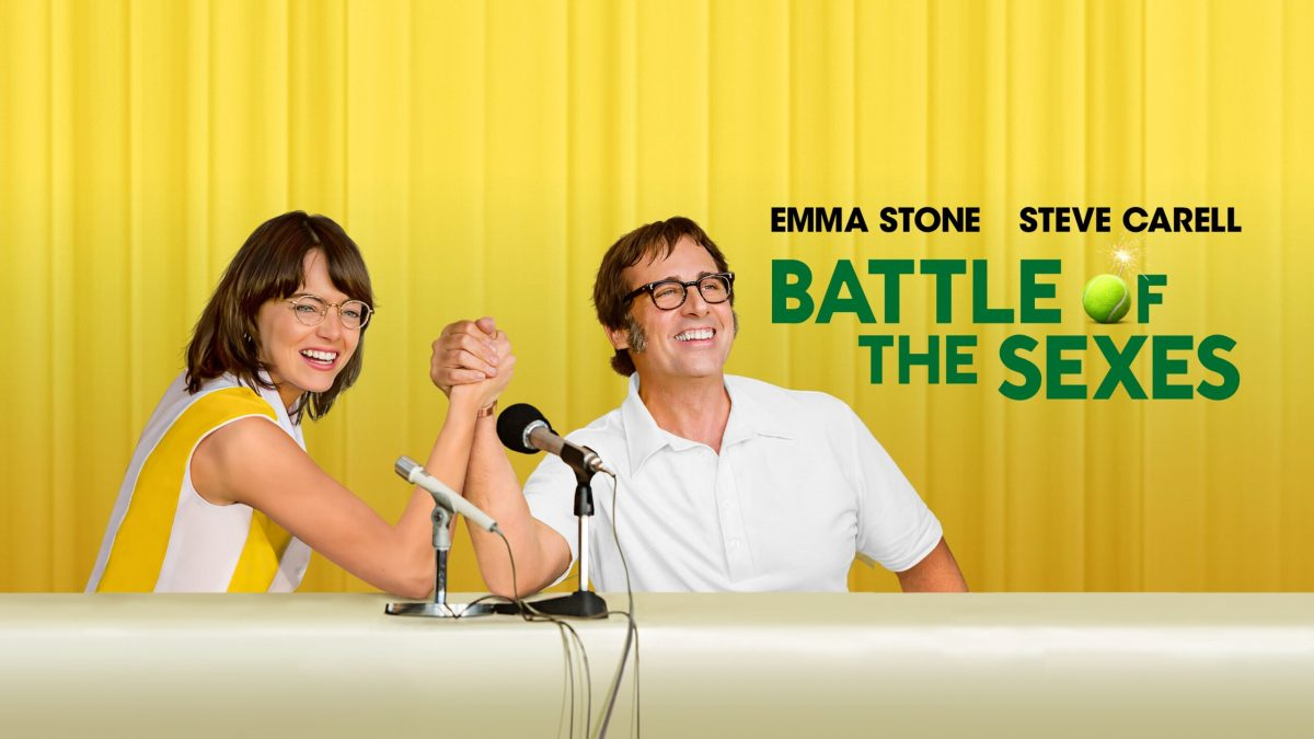 REVIEW: Battle of the Sexes (2017)