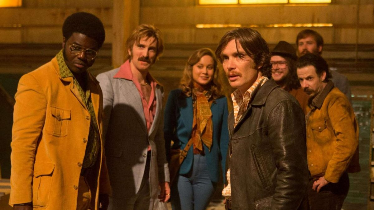 REVIEW: Free Fire (2017)