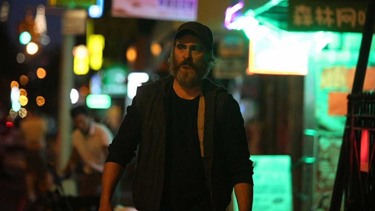 REVIEW: You Were Never Really Here (2018)