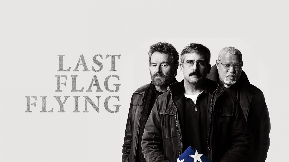 REVIEW: Last Flag Flying (2018)