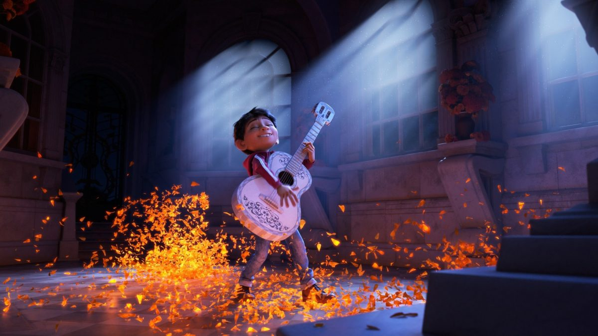 REVIEW: Coco (2018)