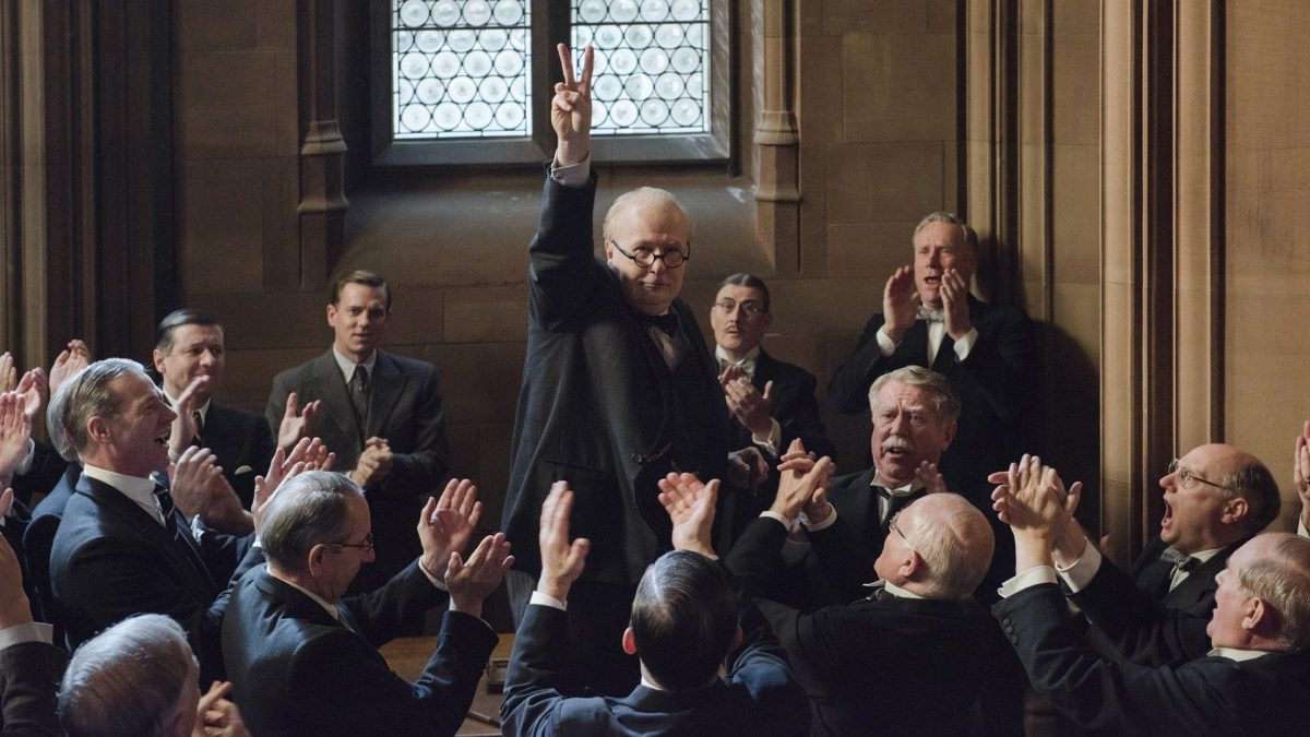 REVIEW: Darkest Hour (2018)