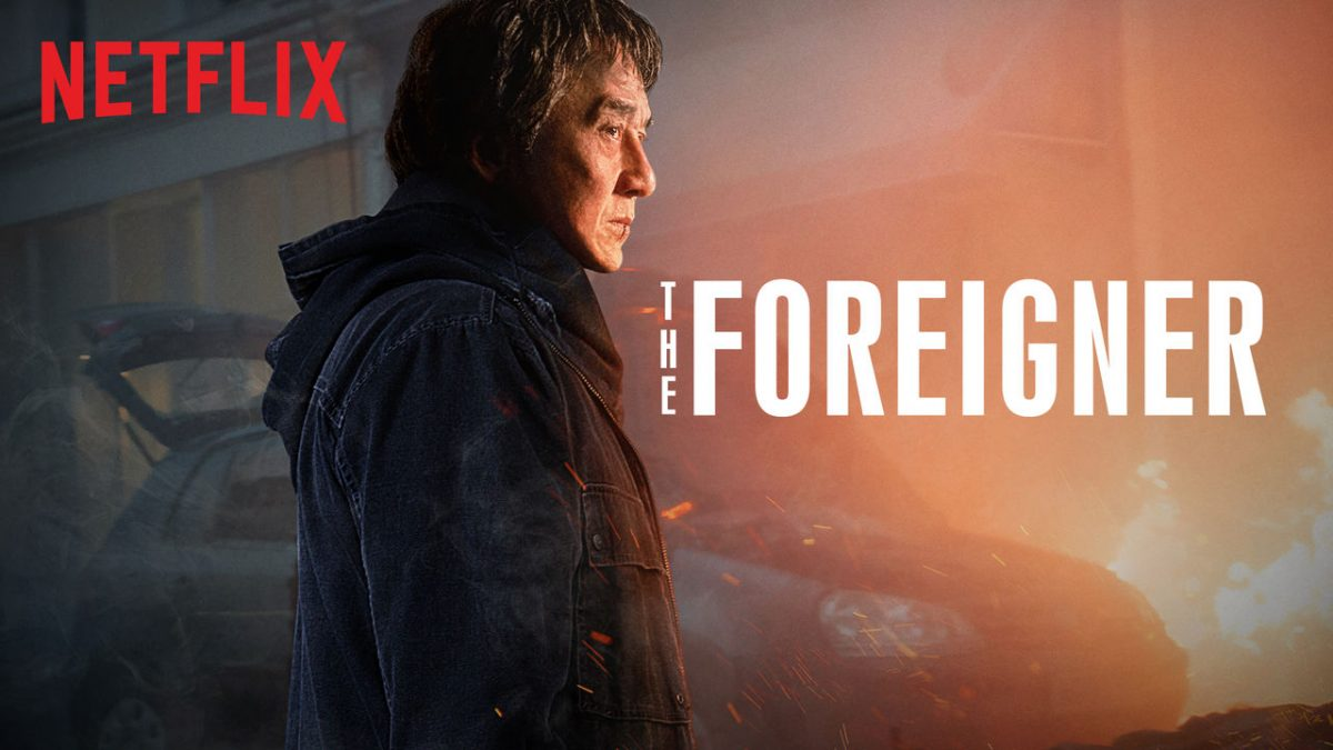 REVIEW: The Foreigner (2017)