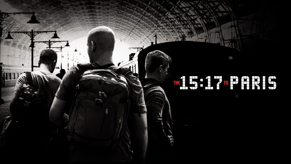 REVIEW: The 15:17 to Paris (2018)
