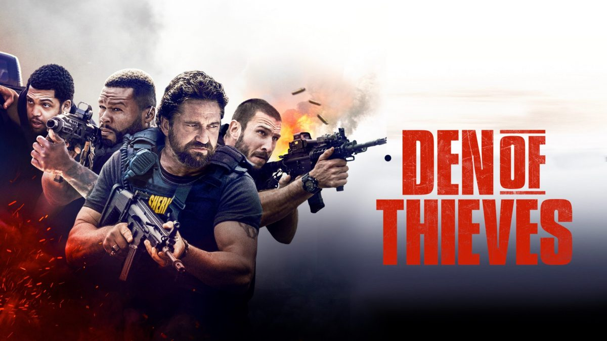 REVIEW: Den of Thieves (2018)
