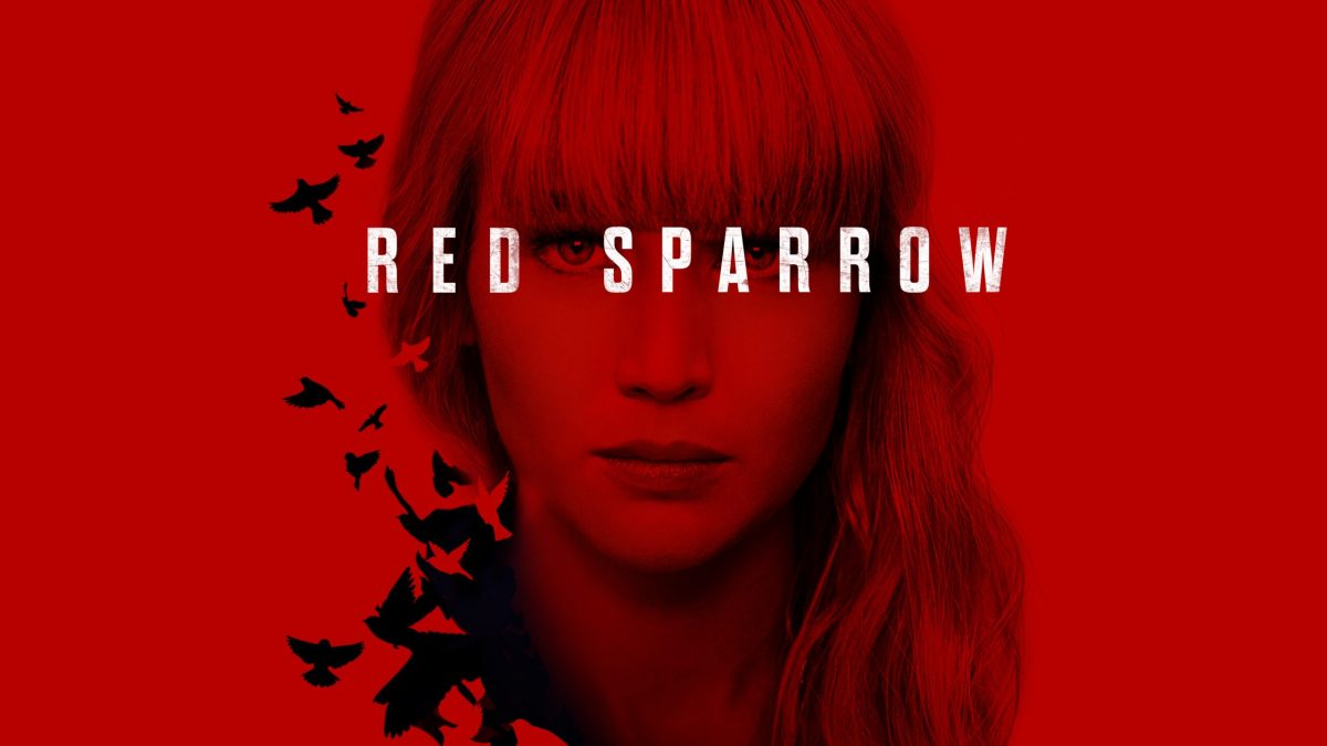 REVIEW: Red Sparrow (2018)